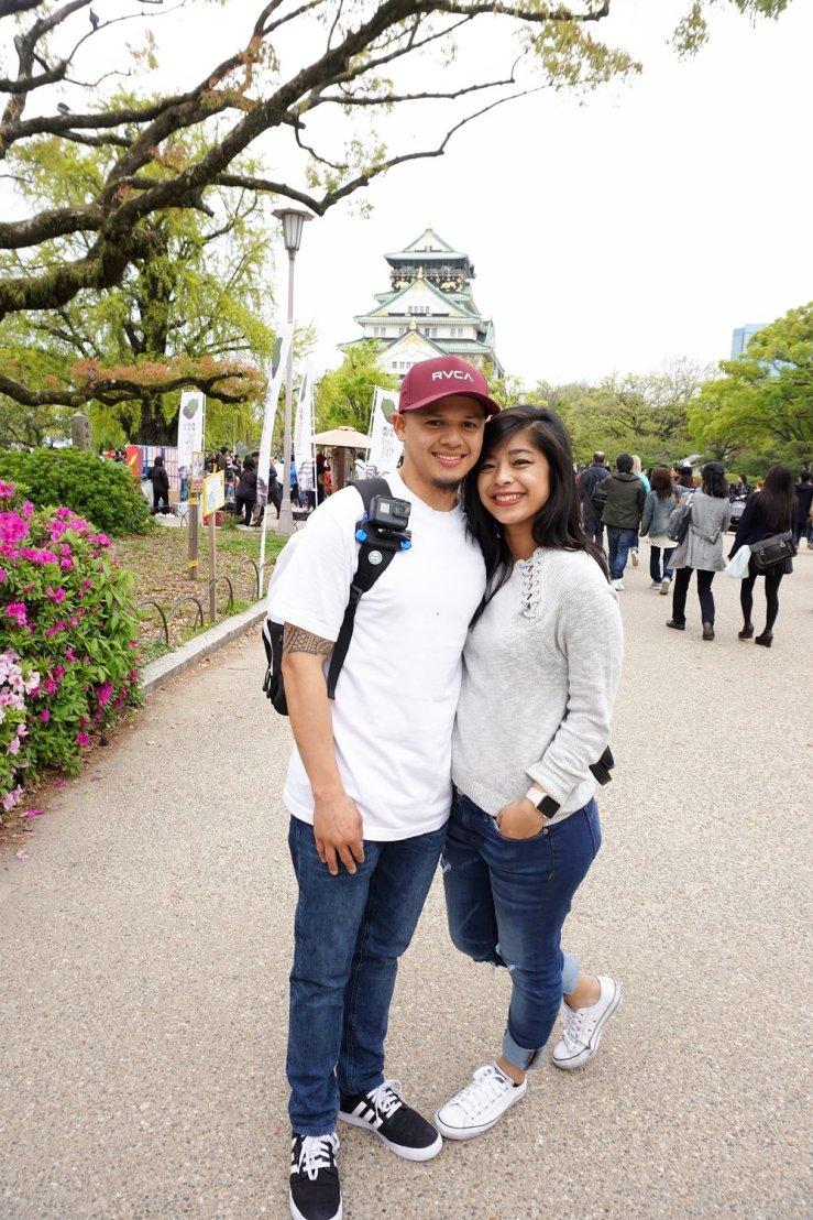 Love you.. my travel partner.