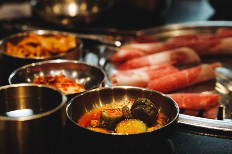 Master Kim's Korean BBQ.